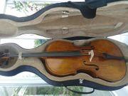 Sehr schönes Cello mit Zettel