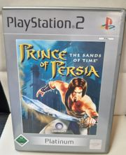 Prince of Persia The Sands