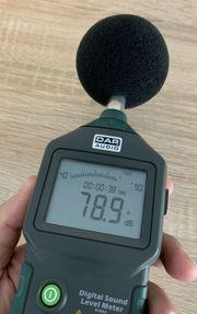 Digital Sound Level Meter 91004