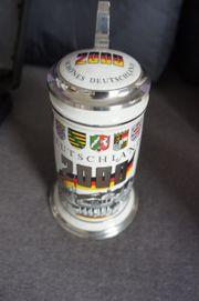 Sammeledition Bierkrug Deutschland 2000