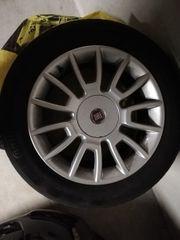 Alufelgen inkusive Reifen