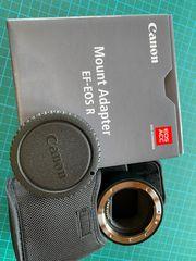 Canon EF-RF Adapter Neu