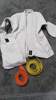 Judoanzug Judo Gr 140 Judogürtel