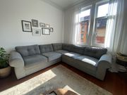 Designer Couch grau