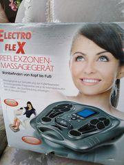 Electro Flex Reflexzonenmassagegerät incl Bedienungsanleitung