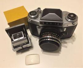Spiegelreflex Kamera Exa 1a