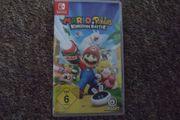 Switch Spiel Mario Rabbids Kingdom