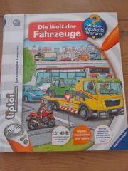 TipToi Buch - Die Welt der