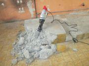 Abrißarbeiten Entrümplung rund um Haus