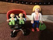 PLAYMOBIL 5573 Zwillingskinderwagen NEUwertig
