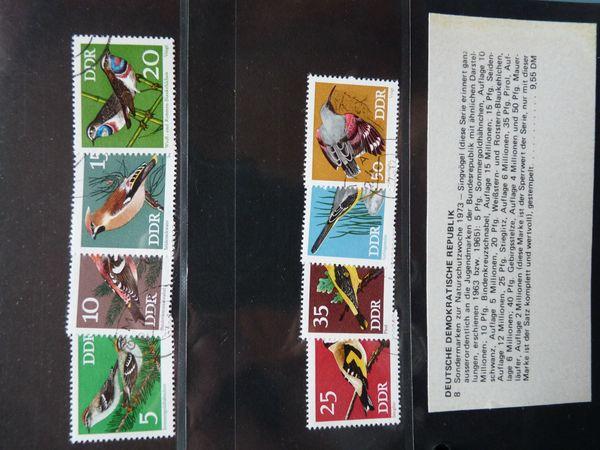 Sammlung Briefmarken Ersttagsbriefe Jahrbuch 1977