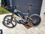 Mountainbike Fully Cube Stereo Carbon