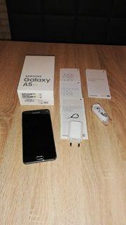 Samsung Galaxy A5 gepflegt voll