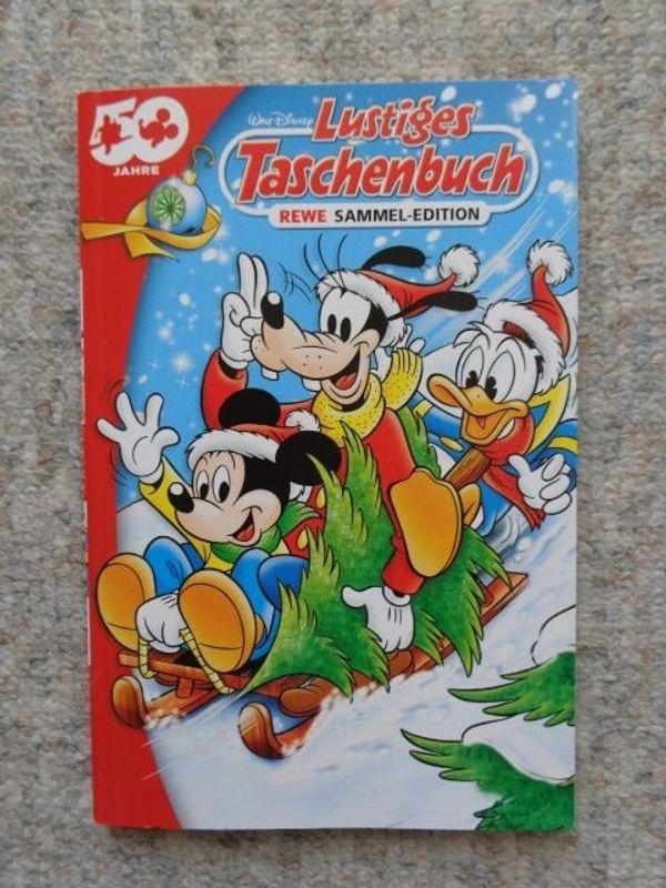 Lustiges Taschenbuch REWE Sammel-Edition 50