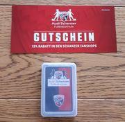 Ingolstadt Schanzer Gutschein Audi-Quattro-Quartett