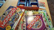 Gesellschaftsspiel Monopoly World