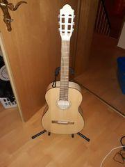 Konzertgitarre Akustikgitarre Pro Natura