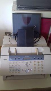 Canon FAX-220 - Multifunktionsgerät Kopierer - Laserdrucker -