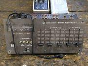 Stereo Audio Mixer