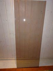 Glaseinsatz für Zimmertür
