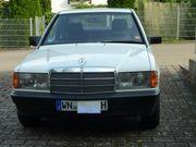 OLTIMER m H-Kenzeichen 190 E