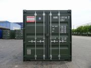 20 DV neue Seecontainer Farbe