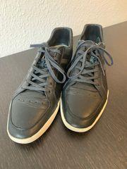 Schwarze Sneaker von Lacoste - Gr