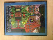 Friedensreich Hundertwasser Kunstdruck Gleichnis der