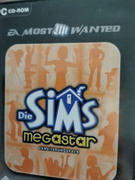 PC Gaming Sonstiges - Verkaufe meine Sims PC-Spiele