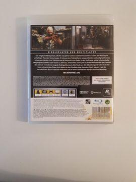Max Payne 3 Bluray PS3: Kleinanzeigen aus Leipzig Zentrum - Rubrik PlayStation 3