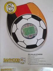 WC-Deckel Fußball Spielfeld Neu Originalverpackung
