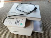 Laserdrucker Canon PC-D320 Schwarz Weiss