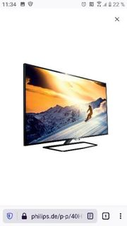 Philips Android TV neu