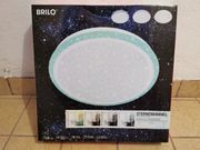 Briloner LED Deckenleuchte Sternenhimmel mit