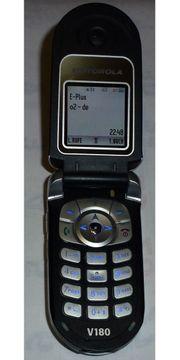 Motorola V180 Klapphandy