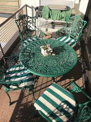 Gartentisch Stühle