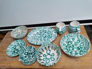 Gmundner Keramik 13 Teilig