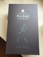 Johnnie Walker blue Label crystal
