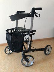 Leichtgewicht Rollator Vital Carbon 54
