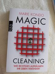 Magic Cleaning Buch Marie Kondo