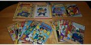 Biete coole Comic Sammlung