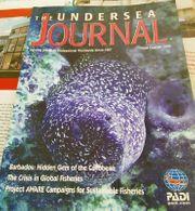 The Undersea Journal Third Quarter
