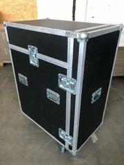 Hardcase Schutzkoffer schwarz für Instrumente