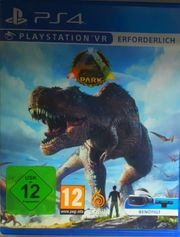 Ark Park VR PS4 Game
