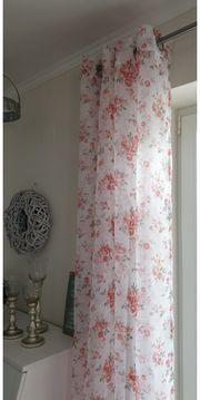 Vorhang neu für Stange oder