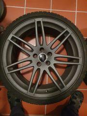 4 Audi Orig felgen S-Line