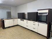 Nobilia Küchenzeile Einbauküche Inkl Elektrogeräte