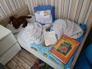 Kinderbett Set mit Zubehör