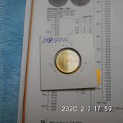 D-Mark 10 Pfennig 1971 G