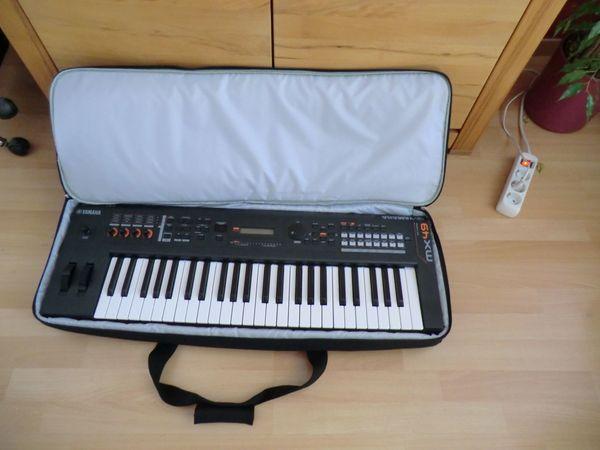 Yamaha mx49 - NEUWERTIG